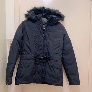 like new North face down jacket